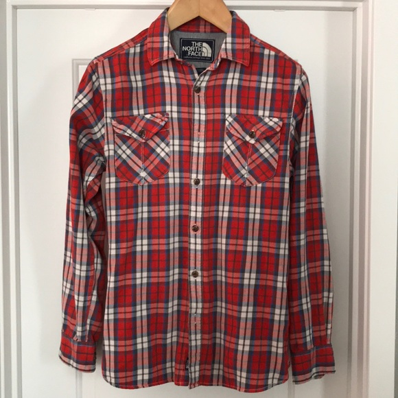 b6303d5ef The North Face long sleeve Arroyo Flannel shirt
